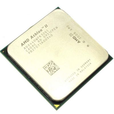 Процессор AMD Athlon II X3 440 AM3 (3.0/2000/1.5Mb) OEM ADX440WFK32GM