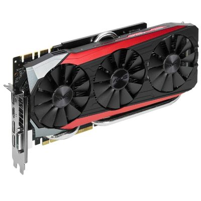 Видеокарта MSI PCI-E GTX 980TI GAMING 6G nVidia GeForce GTX 980TI 6144Mb 384bit GDDR5 1178/7096 DVIx1/HDMIx1/DPx3/HDCP Ret GTX 980TI GAMING 6G