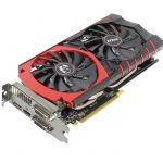 ���������� MSI PCI-E GTX 970 GAMING 4G nVidia GeForce GTX 970 4096Mb 256bit GDDR5 1140/7010 DVIx2/HDMIx1/DPx1/HDCP Ret GTX 970 GAMING 4G