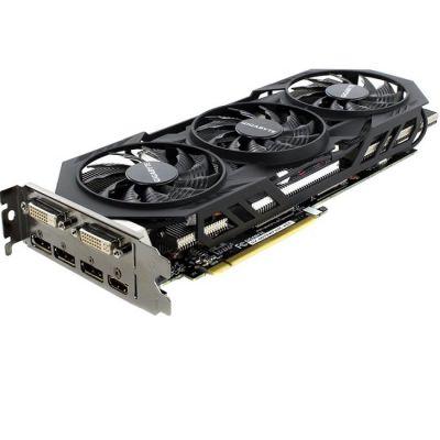 ���������� Gigabyte PCI-E GV-N970WF3OC-4GD nVidia GeForce GTX 970 4096Mb 256bit GDDR5 1114/7000 DVIx1/HDMIx1/DPx3/HDCP Ret GV-N970WF3OC-4GD