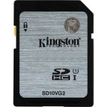 Карта памяти Kingston 16GB SDXC Class 10 SD10VG2/16GB