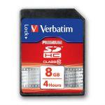 Карта памяти Verbatim 8GB SDHC Class 10 43961