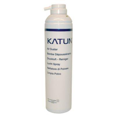 Katun Spray Duste rСжатый газ для удаления пыли и тонера (непереворачиваемый) баллон/400мл KADU400