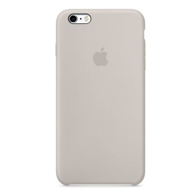 ����� Apple iPhone 6/6s Silicone Case - Stone MKY42ZM/A