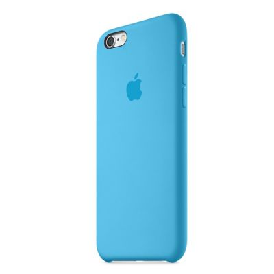 Чехол Apple iPhone 6/6s Silicone Case - Blue MKY52ZM/A