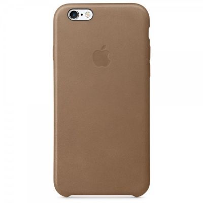 ����� Apple ��� iPhone 6/6s Leather Case - Brown MKXR2ZM/A