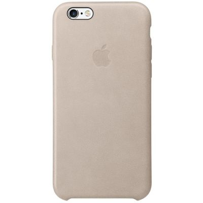 ����� Apple ��� iPhone 6/6s Leather Case - Rose Gray MKXV2ZM/A