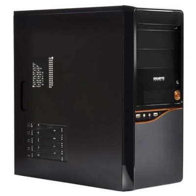 Корпус Gigabyte GZ-F8 Black w/o PSU