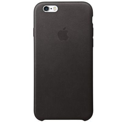 ����� Apple ��� iPhone 6 Plus/ 6s Plus Leather Case -Black MKXF2ZM/A