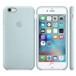 ����� Apple iPhone 6/6s Silicone Case - Turquoise MLCW2ZM/A