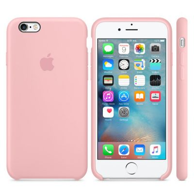����� Apple iPhone 6/6s Silicone Case - Pink MLCU2ZM/A