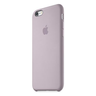 Чехол Apple iPhone 6/6s Silicone Case - Lavender MLCV2ZM/A
