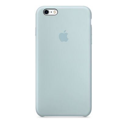 ����� Apple iPhone 6 Plus/6s Plus Silicone Case - Turquoise MLD12ZM/A