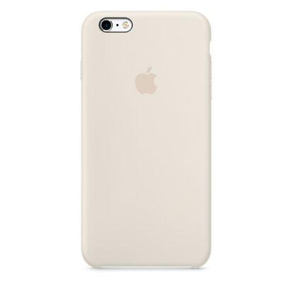 ����� Apple iPhone 6 Plus/6s Plus Silicone Case - Antique White MLD22ZM/A