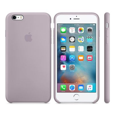 ����� Apple iPhone 6 Plus/6s Plus Silicone Case - Lavender MLD02ZM/A