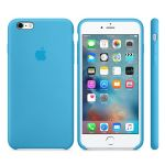 Чехол Apple iPhone 6 Plus/6s Plus Silicone Case - Blue MKXP2ZM/A