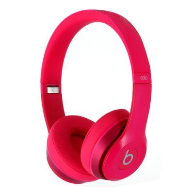 Наушники с микрофоном Apple Beats Solo2 On-Ear - Pink MHBH2ZM/A