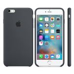 Чехол Apple iPhone 6 Plus/6s Plus Silicone Case - Charcoal Gray MKXJ2ZM/A