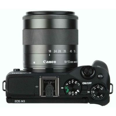 ������������� ����������� Canon EOS M3 18-55mm IS STM 9694B012