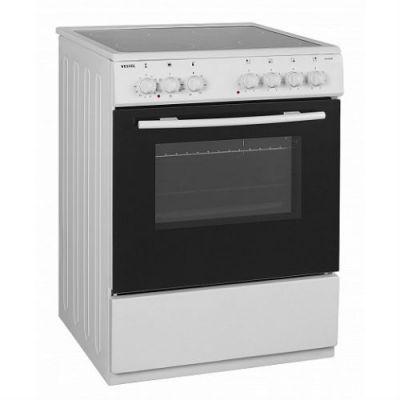 Электрическая плита Vestel VC V66W белый 18001039