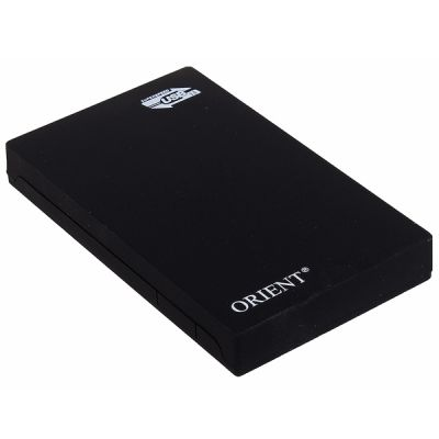 """Orient ������� ���� ��� 2.5� SATA HDD USB 3.0 ����������� """"soft-touch"""" ������"""