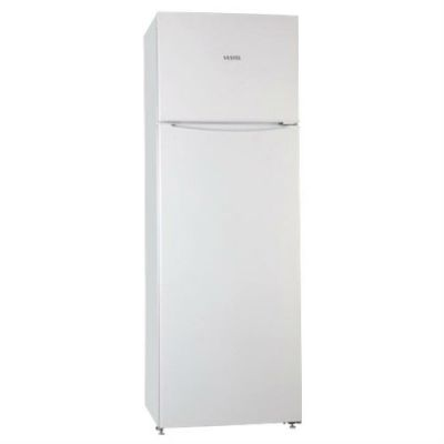 Холодильник Vestel VDD 345 VW белый