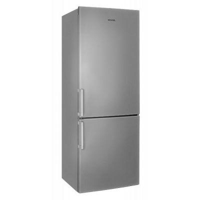 Холодильник Vestel VCB 274 MS серебристый