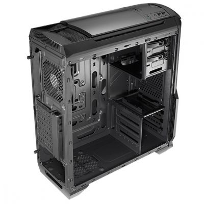 Корпус Aerocool Battlehawk Black