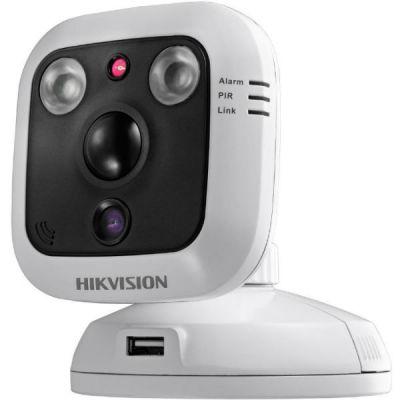 Камера видеонаблюдения HikVision IP mini (4 мм) DS-2CD8464F-EI