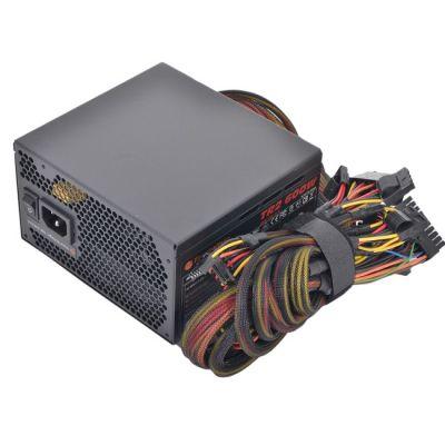 Блок питания Thermaltake ATX 600W TR2 80+ bronze (24+4+4pin) APFC 120mm fan 6xSATA RTL TR-600PCEU