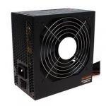 Блок питания Thermaltake ATX 750W 80+ Bronze APFC, 120mm fan, flat Cab Manag RTL TR-750PCBEU