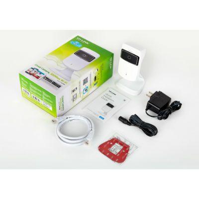 Камера видеонаблюдения TP-Link IP NC200