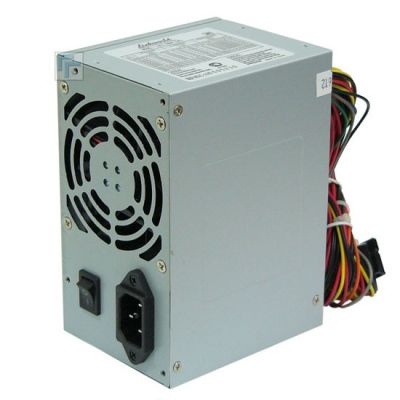 Блок питания LinkWorld ATX case version 24 pin, 80mm fan, 2*SATA, power cord LW2-350WLPE