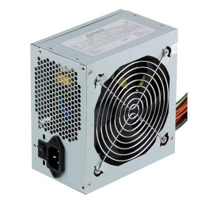 Блок питания LinkWorld ATX 450W 24pin 2*SATA 12cm Fan I/O switch power cord RTL