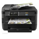 МФУ Epson WorkForce WF-7620DTWF C11CC97302