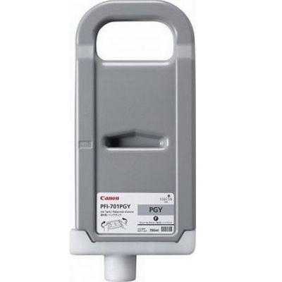 Картридж Canon PFI-701PGY Grey/Серый (0910B005)