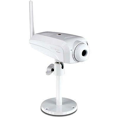 Камера видеонаблюдения TrendNet IP Wi-Fi серии ProView с поддержкой одноканального аудио TV-IP501W
