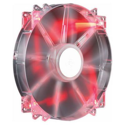 Вентилятор Cooler Master MegaFlow 200 Red LED Silent Fan (R4-LUS-07AR-GP)