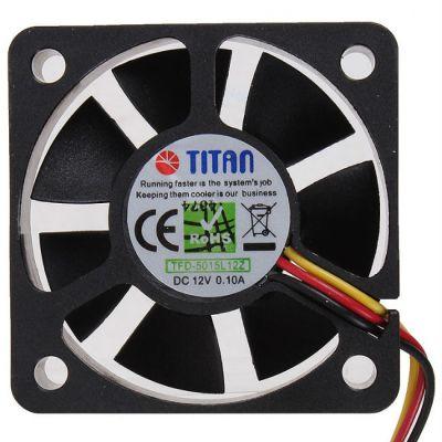 Вентилятор Titan TFD-5015L12Z 4000 RPM