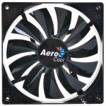 Вентилятор Aerocool Dark Force 14см Black (без подсветки)