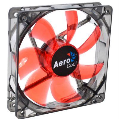 """���������� Aerocool Lightning 12�� """"Red Edition"""" (������� ���������)"""