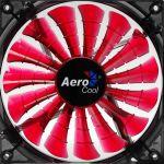 "Вентилятор Aerocool Shark 12см ""Devil Red Edition"" (красная подсветка)"