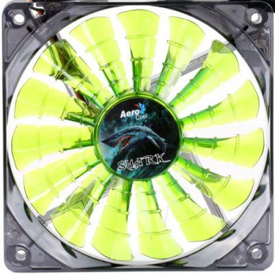 "���������� Aerocool Shark 12�� ""Evil Green Edition"" (������� ���������)"
