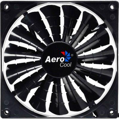 "Вентилятор Aerocool Shark 14см ""Black Edition"" (без подсветки)"