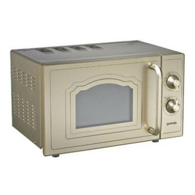 Микроволновая печь Gorenje MO4250CLG золотистый