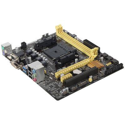 Материнская плата ASUS A58M-A/USB3
