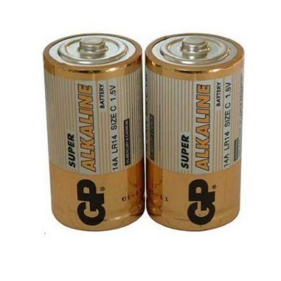 Батарейки GP Ultra Alkaline 14AU LR14 C (2шт. уп)