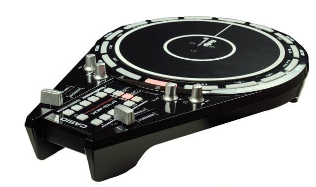 DJ контроллер Casio XW-DJ 1