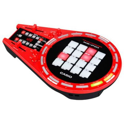 DJ контроллер Casio XW-PD 1