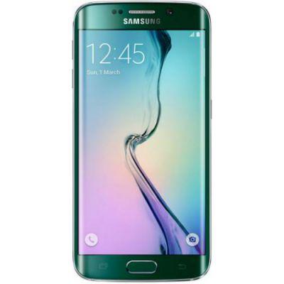 Смартфон Samsung Galaxy S6 Edge SM-G925F 64Gb Зеленый SM-G925FZGESER